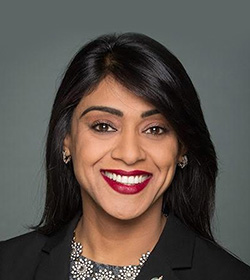 The Honourable<br /> Bardish Chagger