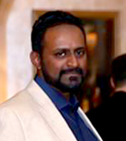 Mr. Ajay Ramasubramaniam