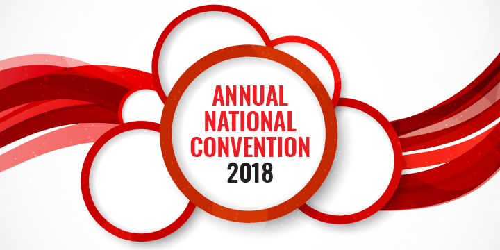 Annual National Convention 2018