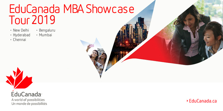EduCanada MBA Showcase Tour 2019